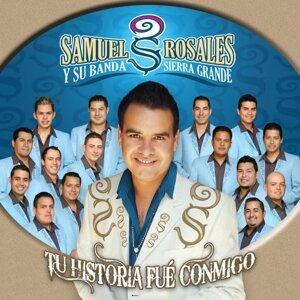 Samuel Rosales 歌手頭像