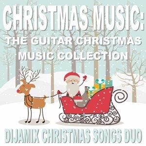 Dijamix Christmas Songs Acoustic Guitar Duo 歌手頭像
