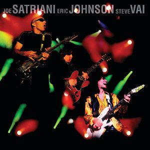 Joe Satriani Eric Johnson Steve Vai (喬沙翠亞尼、艾瑞克強森、史蒂夫范) 歌手頭像
