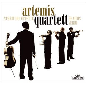 Artemis Quartet (阿忒彌絲弦樂四重奏) 歌手頭像