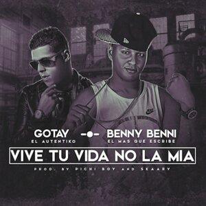 """Gotay """"El Autentiko"""" 歌手頭像"""
