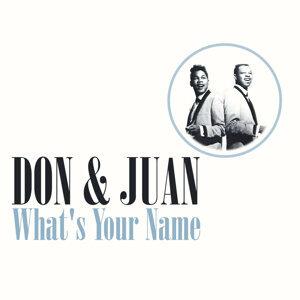 Don & Juan 歌手頭像