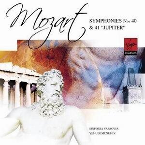 Yehudi Menuhin/Sinfonia Varsovia 歌手頭像