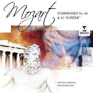 Yehudi Menuhin/Sinfonia Varsovia アーティスト写真