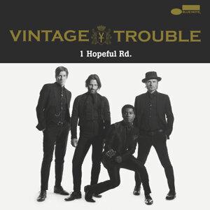 Vintage Trouble 歌手頭像