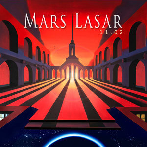 Mars Lasar Artist photo