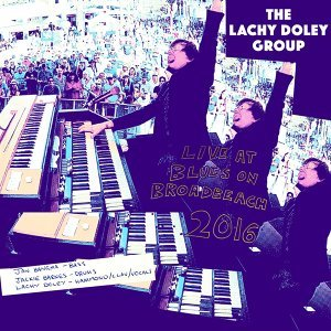 The Lachy Doley Group 歌手頭像
