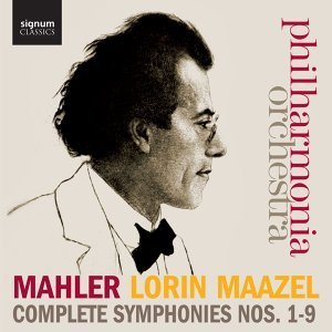 Philharmonia Orchestra, Lorin Maazel 歌手頭像
