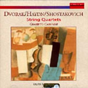 Dvorak/Haydn/Stostakovich 歌手頭像
