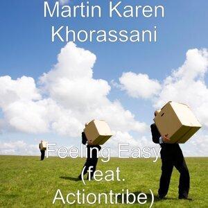 Martin Karen Khorassani 歌手頭像