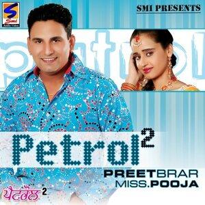 Miss Pooja, Preet Brar 歌手頭像