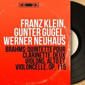 Franz Klein, Günter Gugel, Werner Neuhaus 歌手頭像