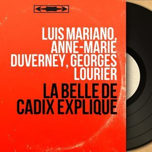 Luis Mariano, Anne-Marie Duverney, Georges Lourier 歌手頭像