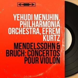 Yehudi Menuhin, Philharmonia Orchestra, Efrem Kurtz 歌手頭像