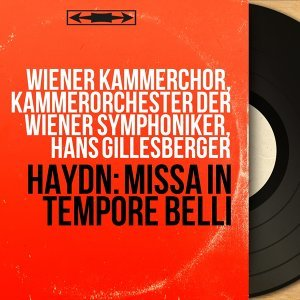 Wiener Kammerchor, Kammerorchester der Wiener Symphoniker, Hans Gillesberger 歌手頭像