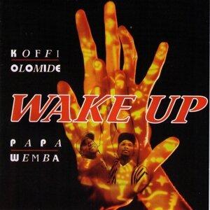 Koffi Olomide, Papa Wemba 歌手頭像