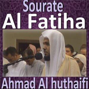 Ahmad Al huthaifi 歌手頭像