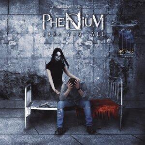 Phenium 歌手頭像