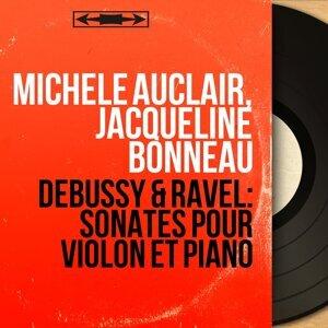 Michèle Auclair, Jacqueline Bonneau 歌手頭像