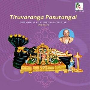 Srirangam T. A. K. Srinivasachariar 歌手頭像
