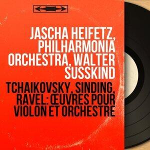 Jascha Heifetz, Philharmonia Orchestra, Walter Susskind 歌手頭像