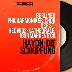 Berliner Philharmoniker, Chor der St. Hedwigs-Kathedrale, Igor Markevitch 歌手頭像
