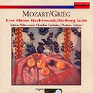Mozart/Grieg 歌手頭像