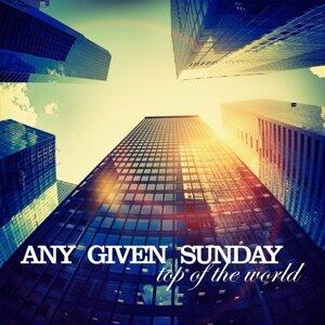 Any Given Sunday 歌手頭像