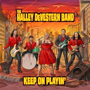 The Halley DeVestern Band 歌手頭像