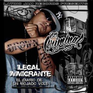 EL CRIMINAL 歌手頭像