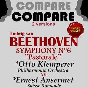 Otto Klemperer, Ernest Ansermet 歌手頭像