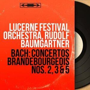 Lucerne Festival Orchestra, Rudolf Baumgartner 歌手頭像