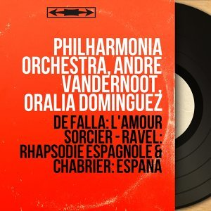 Philharmonia Orchestra, André Vandernoot, Oralia Dominguez 歌手頭像