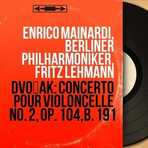 Enrico Mainardi, Berliner Philharmoniker, Fritz Lehmann 歌手頭像