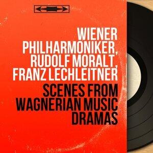 Wiener Philharmoniker, Rudolf Moralt, Franz Lechleitner 歌手頭像