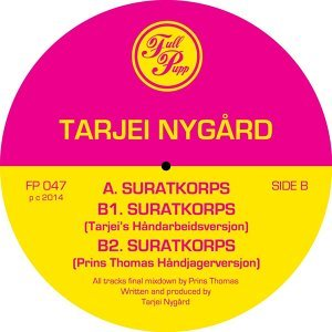 Tarjei Nygård 歌手頭像