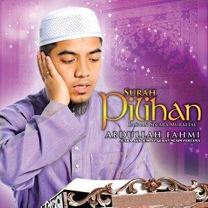 Abdullah Fahmi 歌手頭像