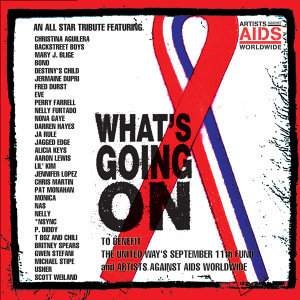 Artists Against AIDS Worldwide 歌手頭像