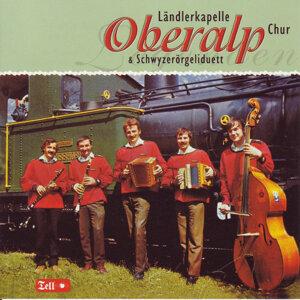 Ländlerkapelle Oberalp 歌手頭像