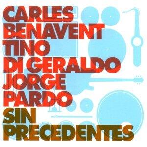 Carles Benavent, Tino Di Geraldo, Jorge Pardo