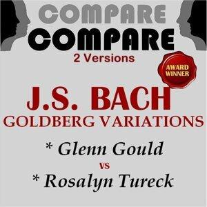 Glenn Gould, Rosalyn Tureck 歌手頭像