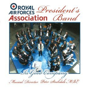 Royal Air Forces Association President's Band, Peter Stockdale MBE 歌手頭像