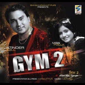 Miss Pooja, Jatinder Gill 歌手頭像