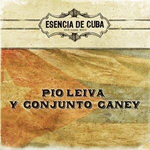 Pio Leiva, Conjunto Caney 歌手頭像