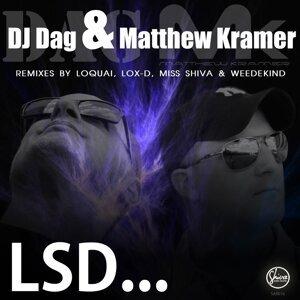 DJ Dag, Matthew Krammer 歌手頭像