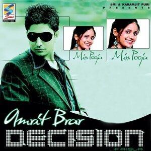 Miss Pooja, Amrit Brar 歌手頭像