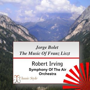 Symphony Of The Air, Robert Irving, Jorge Bolet 歌手頭像