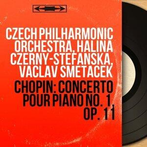 Czech Philharmonic Orchestra, Halina Czerny-Stefanska, Václav Smetácek 歌手頭像