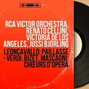 RCA Victor Orchestra, Renato Cellini, Victoria de los Ángeles, Jussi Björling 歌手頭像