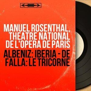 Manuel Rosenthal, Théâtre national de l'Opéra de Paris 歌手頭像